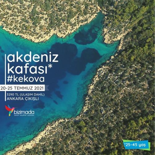 Akdeniz Kafası Kekova