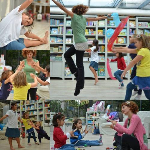 Yaratıcı Dans Uzmanlık Programı Atölyesi