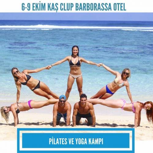 Yaza Veda Pilates ve Yoga Kampı