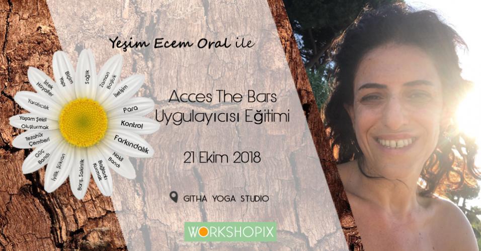 Access the Bars Uygulayıcısı Eğitimi Yeşim Ecem Oral