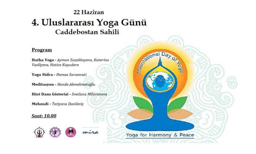 4.Uluslararası Yoga Günü