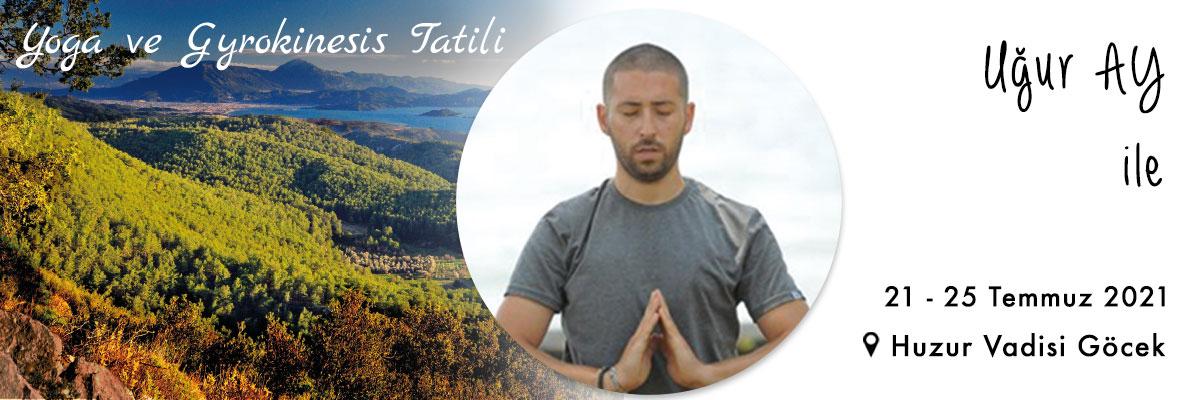 Yoga & Gyrokinesis Tatili