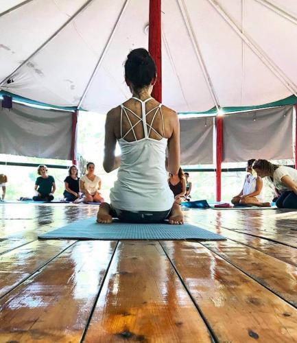 Ünsal ve Beyza ile Kabak Koyu'nda  Ashtanga Yoga Tatili