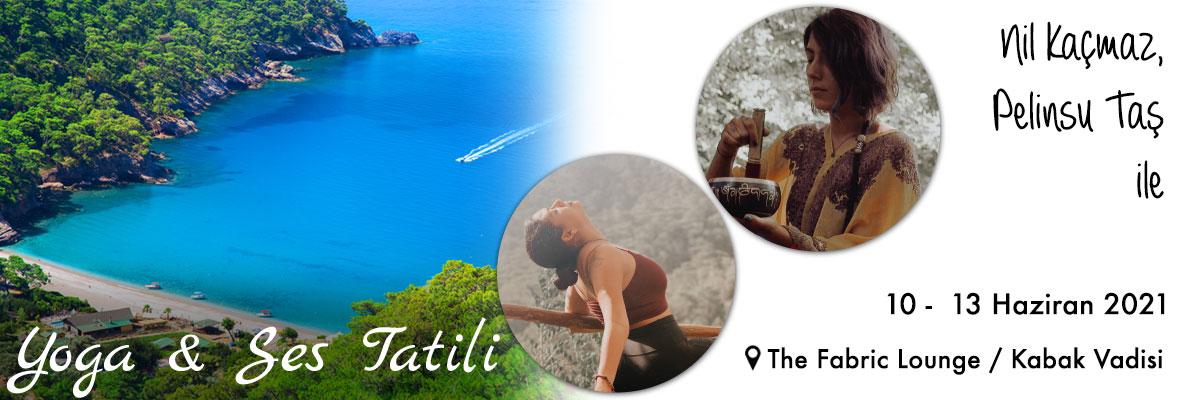 Yoga & Ses Tatili