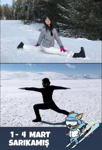Sarıkamış Yoga & Kayak Tatili