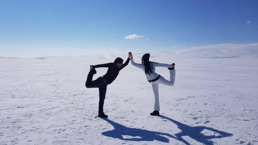 Sarıkamış Kayak&Yoga Tatili Melis Türker Karacasulu