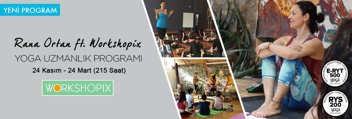 Yoga Uzmanlaşma Programı - 215 Saat Rana Ortan