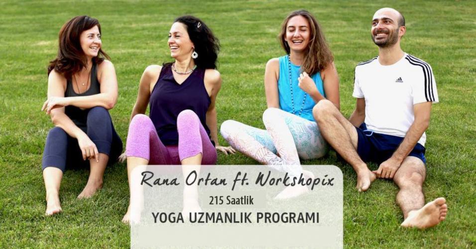 Yoga Uzmanlaşma Programı - 215 Saat
