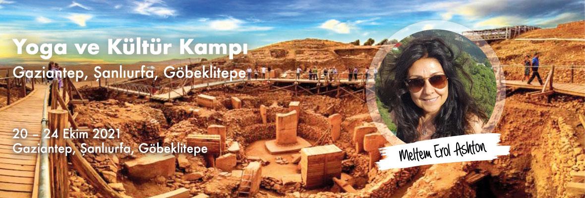 Yoga ve Kültür Kampı Gaziantep Şanlıurfa Göbeklitepe