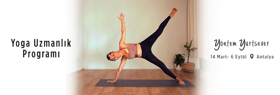 Yöntem Yurtsever Yoga Uzmanlık Programı