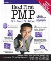 PMBOK6 Uyumlu Head First PMP Türkçe