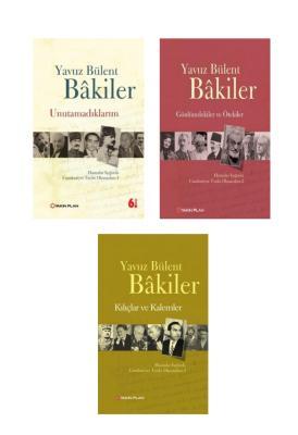 Yavuz Bülent Bakiler Cumhuriyet Tarihi Seti (3 kitap)