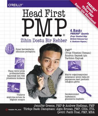 Head First PMP Türkçe