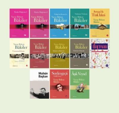 Yavuz Bülent Bakiler Külliyatı 13 Kitap