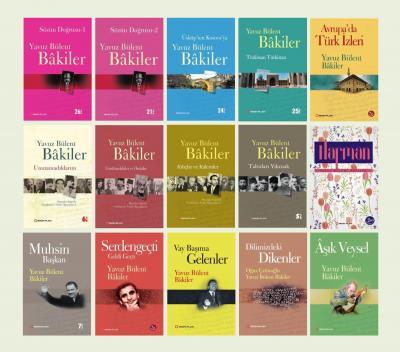 Yavuz Bülent Bakiler Tüm Kitapları (15 Kitap)