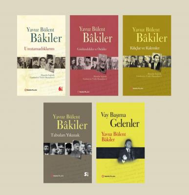 Yavuz Bülent Bakiler Özel Set (5 Kitap)
