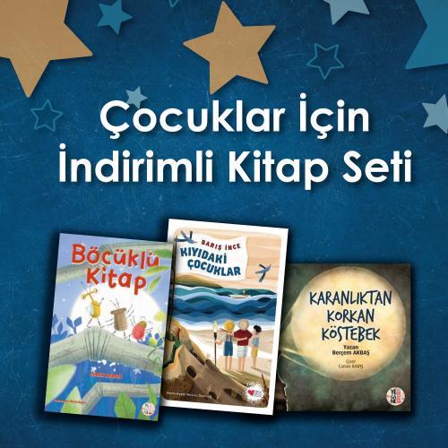 Çocuklar için kitap seti
