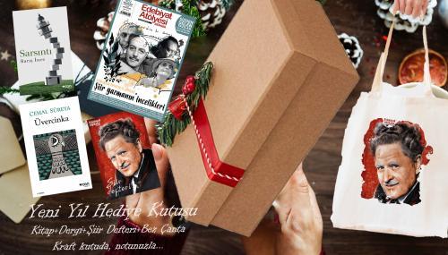 Sevdiklerinize edebiyatla dolu hediye kutusu