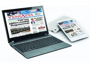 Yeni Asya E-Gazete E- Gazete 12 Aylık Abone