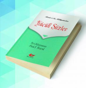 Risale-i Nur Külliyatından Küçük Sözler- 8522 Kampanyalı-Cep Boy-Karton kapak-sayfa içi lügatçeli-indexli