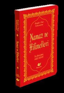 Risale-i Nur Külliyatından Namaz ve Hikmetleri- 8485 Çanta Boy-Bezcilt Kapak-Sayfa içi lügatçeli-İndexli-Ayvoril kağıt