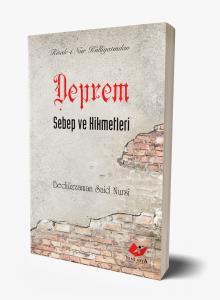 Risale-i Nur Külliyatından Deprem, Sebep ve Hikmetleri- 8805 Kampanyalı-Cep Boy-Karton kapak-sayfa içi lügatçeli-indexli