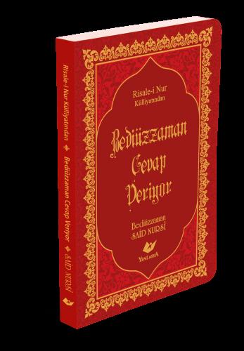 Çanta Boy Risale Seti- 8386 Yeni Tanzim Lügâtçeli (11 Kitap) Bediüzzam