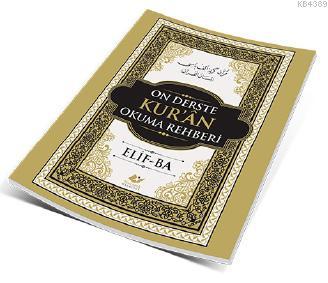10 Dersde Kur'ân Okuma Rehberi- 6832 %30 indirimli