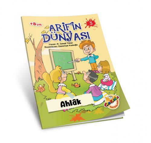 Arifin Dünyası Seti- 9161 İsmail Tezer