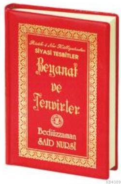 Beyanat ve Tenvirler-5019 %30 indirimli Bediüzzaman Said Nursi