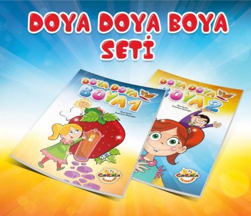 Doya Doya Boya Seti- 7907 (2 Kitap) %30 indirimli Demirhan Kadıoğlu