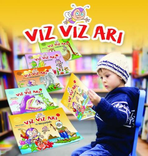 Vız Vız Arı- 8140 %30 indirimli Demirhan Kadıoğlu