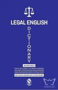 Legal English Dictionary