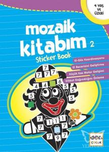 Mozaik Kitabım 2 Sticker Book