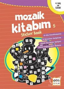 Mozaik Kitabım 5 Sticker Book