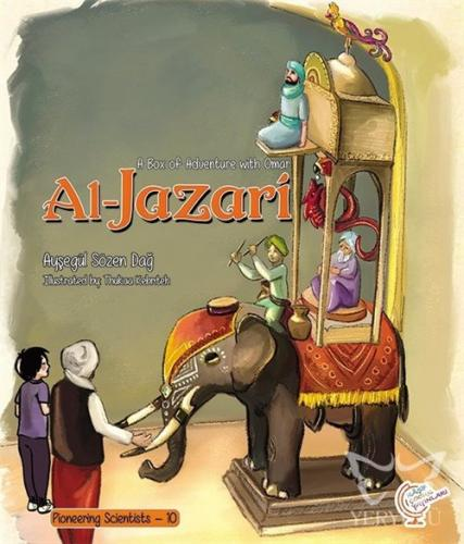 A Box of Adventures with Omer: Al-Jazari