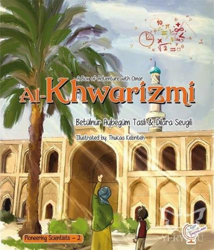 A boxfull of Adventures with Omer: Al-Khwarizmi