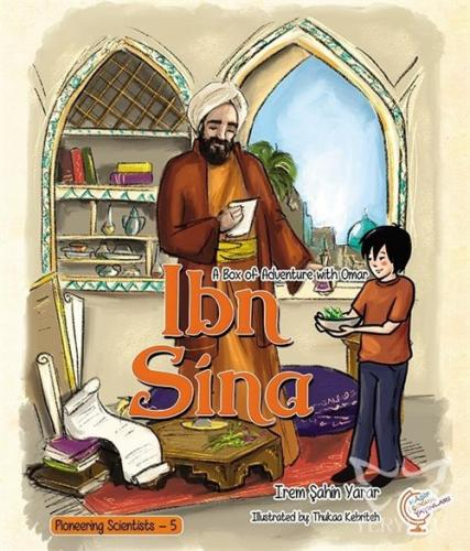 A boxfull of Adventures with Omer: İbn Sina