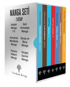 MANGA SETİ (7 Kitap)