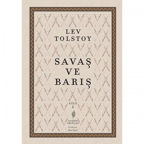 SAVAŞ VE BARIŞ Cilt:1 (HASARLI) Lev Nikolayeviç TOLSTOY