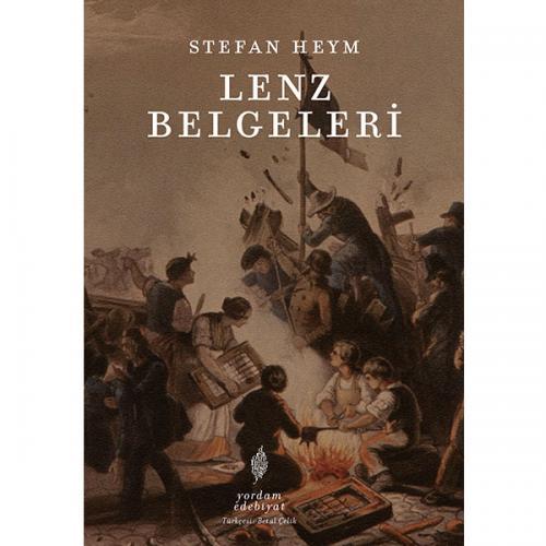 LENZ BELGELERİ (HASARLI) Stefan HEYM