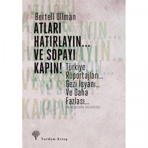 ATLARI HATIRLAYIN... VE SOPAYI KAPIN! Türkiye Röportajları... Gezi İsy
