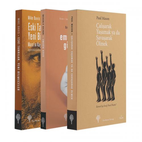 EMEK MÜCADELESİ SETİ (3 KİTAP) Paul MASON