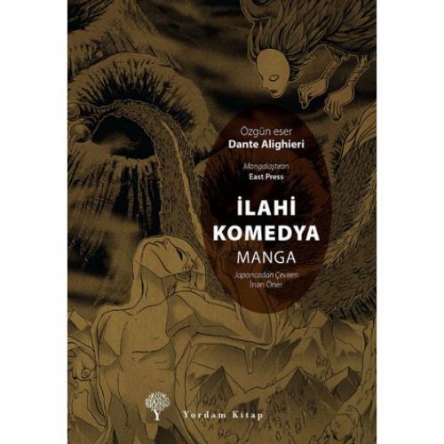 İLAHİ KOMEDYA Manga Dante ALIGHIERI