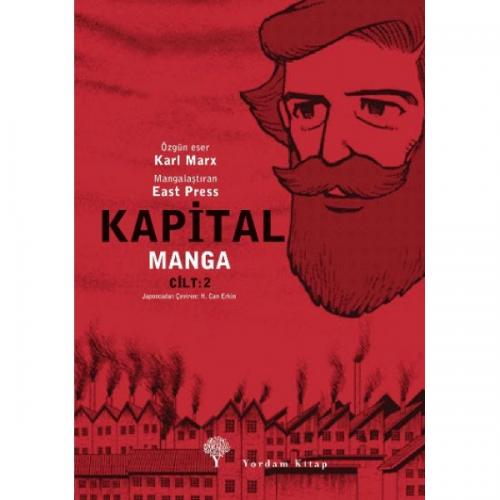 KAPİTAL MANGA Cilt:2 East Press