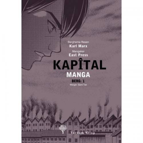 KAPÎTAL MANGA (Kürtçe) (HASARLI) East Press