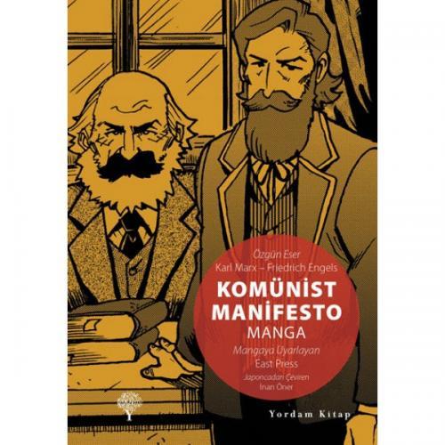 KOMÜNİST MANİFESTO Manga