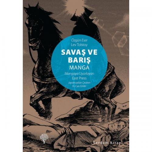 SAVAŞ VE BARIŞ Manga Lev Nikolayeviç TOLSTOY