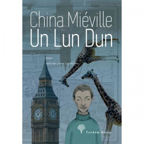 UN LUN DUN China MIÉVILLE