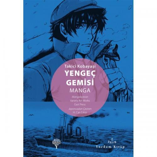 YENGEÇ GEMİSİ Manga Takici KOBAYAŞİ